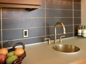 backsplashes for the kitchen metal backsplash ideas kitchen ideas design with cabinets islands backsplashes hgtv