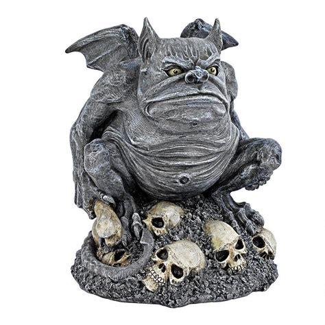 Bone Chiller the Troll Gargoyle Statue - CL6140 - Design