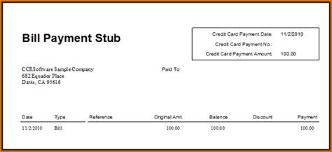pay stub template pdf 7 pay stub template pdf authorizationletters org