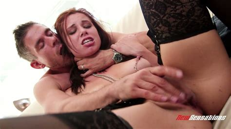 Fingering Master Makes Slave Gal Aidra Fox Shudder With