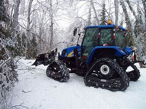 File New Holland T5060  Rubber Tracks  Snow Plow 2 Jpg