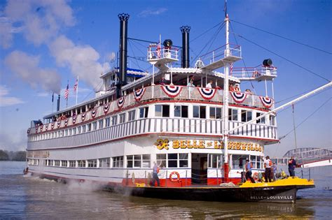 Dinner On A Boat In Louisville Ky by 10 Things You Never Thought About Doing In Kentucky