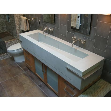 double faucet trough sink sinks interesting double trough sink double trough sink