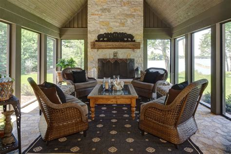 Three Season Room by New Home Builders Create A Room For Every Season Colby