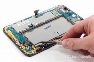 Cracking Open The Samsung Galaxy Tab 2 7 0