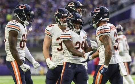 Bears Sign Playmaker to 3-Year Extension: Report | Heavy.com