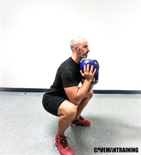 kettlebell swings squat variations