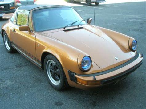 Purchase Used 1979 Porsche 911 Sc Targa In Medford, New
