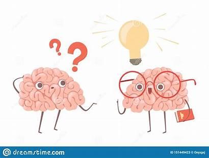 Problem Cartoon Thinking Solving Idea Illustration Solve