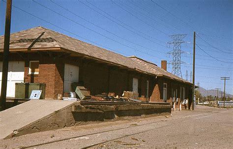 light rail station  sp depot