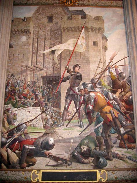 the siege of orleans fer miniatures formerly h v 1 12 jeanne d 39 arc siège d