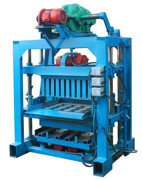 hollow block making machine  south africa