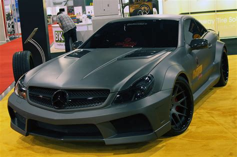 car news car reviews platinum motorsports sl amg