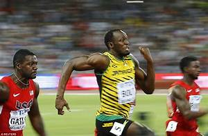 Usain Bolt strikes gold to retain his World Championship ...