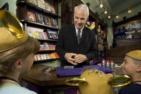 Steve Martin Disneyland Magic Job