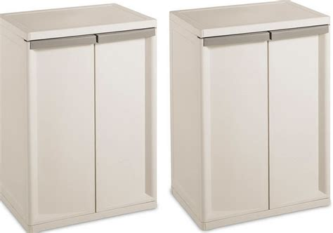 sterilite 4 shelf utility storage cabinet putty sterilite 2 shelf storage cabinet manicinthecity