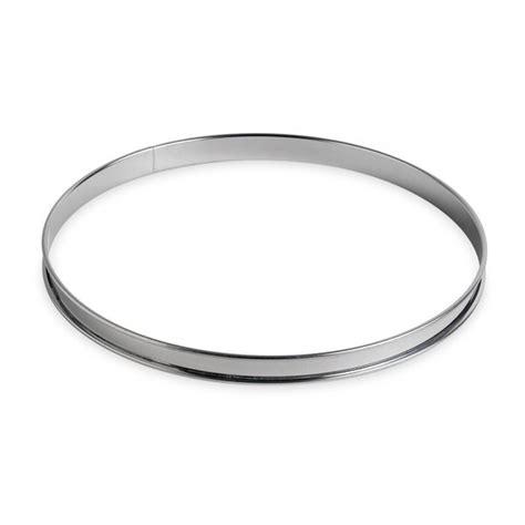cercle cuisine inox cercle à tarte 28 cm inox gobel moules et cercles à