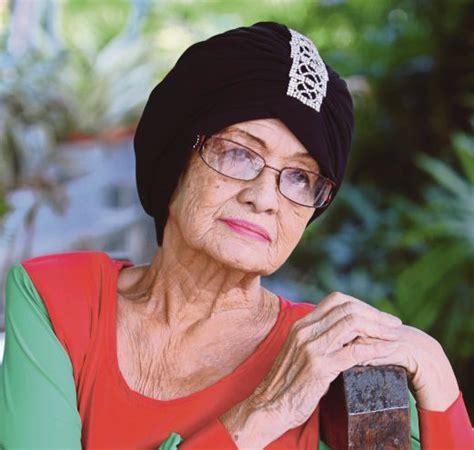 pelakon veteran seniwati mariani meninggal dunia sensasi