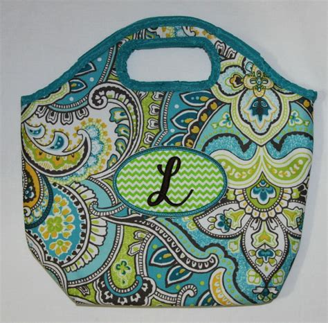 personalized insulated lunch bag etsy lunch bag