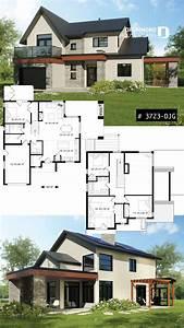 Large, Modern, House, Plans, 2020