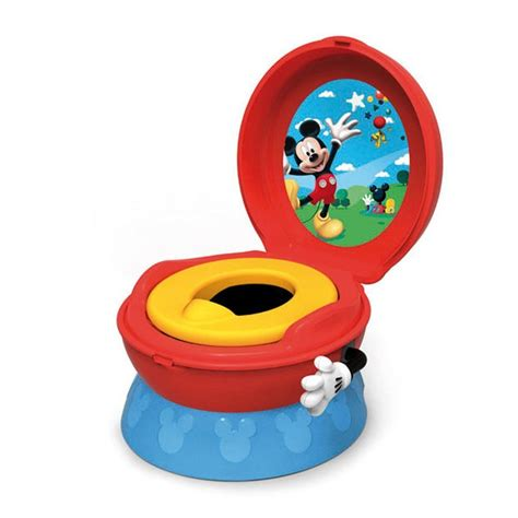 mickey mouse potty chair baby care disney baby toilet children potty trainer seat