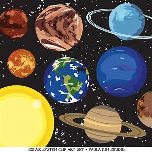 Solar System Science Clip Art - Pics about space