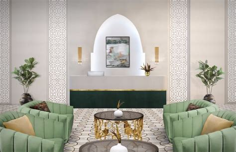 Be Inspired By Hotel Interior Design Trends 2018