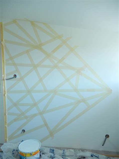 idee peinture chambre diy 3 idées pour créer un mur graphique mon carnet déco