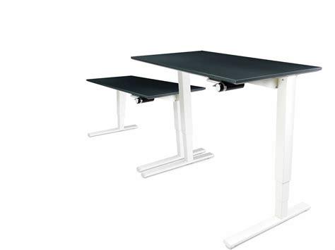 adjustable desk height float height adjustable sit stand table