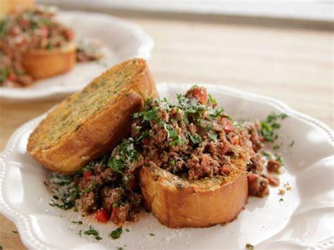 italian sloppy joes recipe ree drummond food network