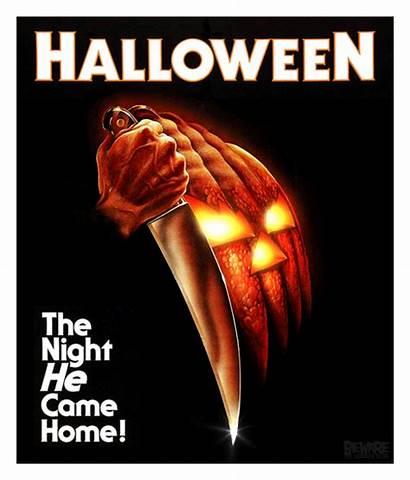 Halloween Horror Animated Posters Movies Classic Samraw08