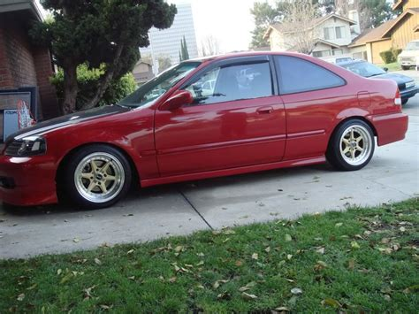 Will A 15x8 Rim Fit Onto A 00' Civic Coupe?