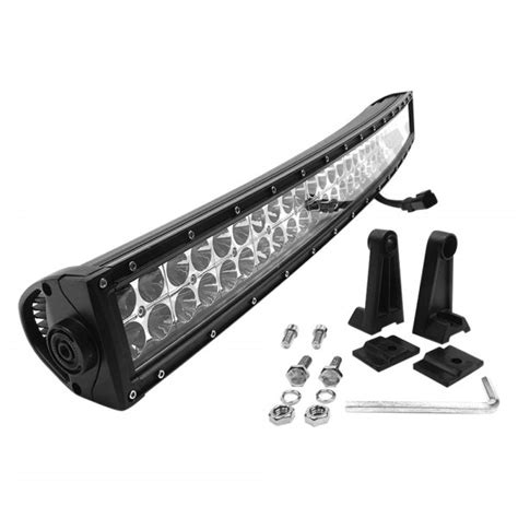 funny led truck light bar southern truck 74030 30 quot curved led light bar