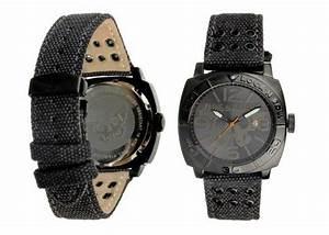 Vente Privée Montre Homme : montre zadig et voltaire bracelet en tissu ~ Melissatoandfro.com Idées de Décoration