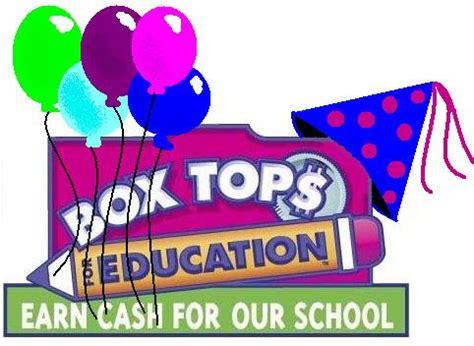 pta information box tops education