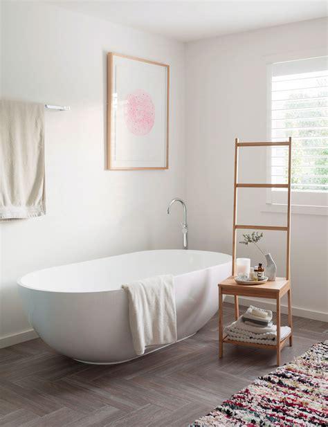 Flooring Ideas For Bathroom by 8 Stylish Bathroom Flooring Ideas Chosen By Interior Designers