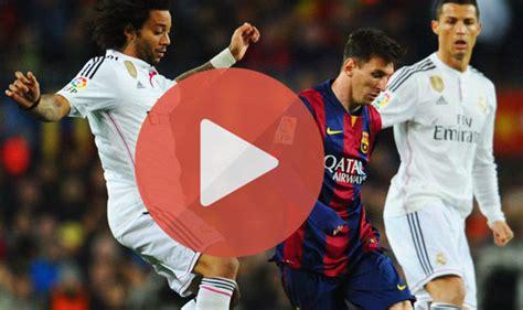 Real Madrid vs Barcelona El Clasico Live Streaming: Score ...