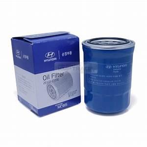 Oem Genuine Parts Diesel Engine Oil Filter Assy 26330
