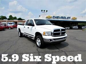 Sell Used 2005 Dodge Ram 2500 5 9l Cummins Turbo Diesel