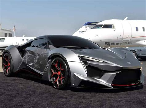 The World's Most Expensive Cars Of 2017  Men's Style