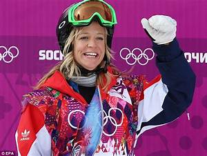 Snowboarder Jenny Jones wins Britain's first ever medal on ...