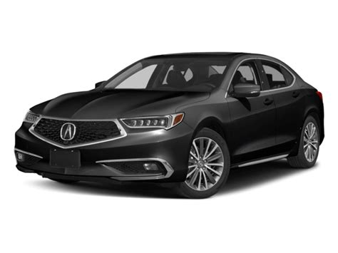 2018 acura tlx technology package vs advance package