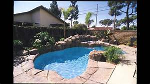 freeform swimming pool designs youtube With free form swimming pool designs