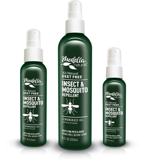 what is a mosquito repellent all natural deet free insect mosquito repellent medella labs