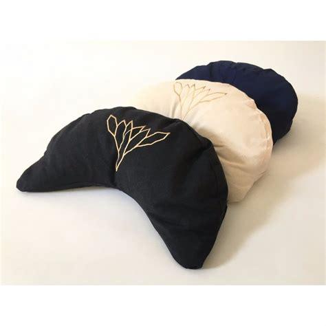 Cuscino Da Meditazione Cuscino Da Meditazione Imbottito Di Di Grano Saraceno Bio