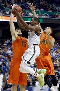 Miami Hurricanes fall to Notre Dame in ACC tournament ...