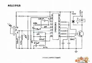 typical stop circuit typical motor control circuit wiring With typical toyota abs control relay wiring diagram