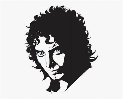 Frodo Baggins Portrait Bilbo Clipart Clipartkey Clipground