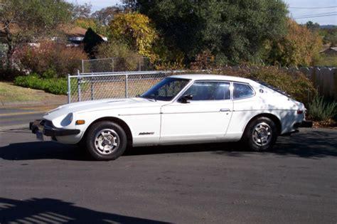 1978 Datsun 280z 2 2 by 1978 Stock Datsun 280z 2 2 Polar White 5 Speed Ac