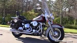 Used 1996 Harley Davidson Heritage Softail Classic